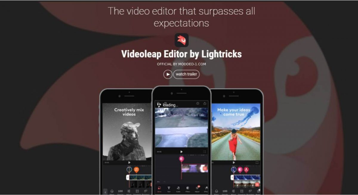 cover videoleap by lightricks