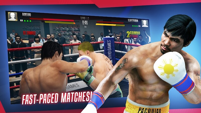 downlload real boxing 2 mod money