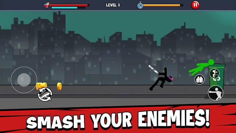 download anger of stickman apk