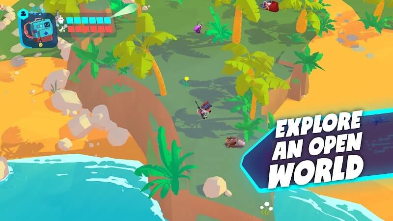download botworld adventure mod apk