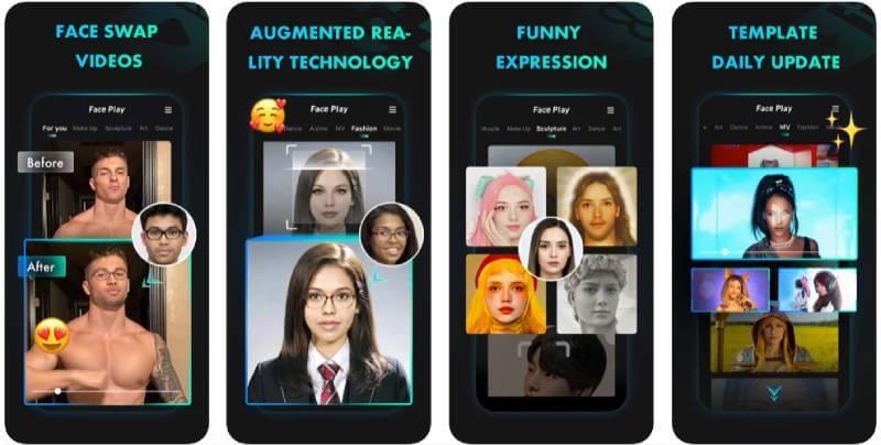 download faceplay mod apk