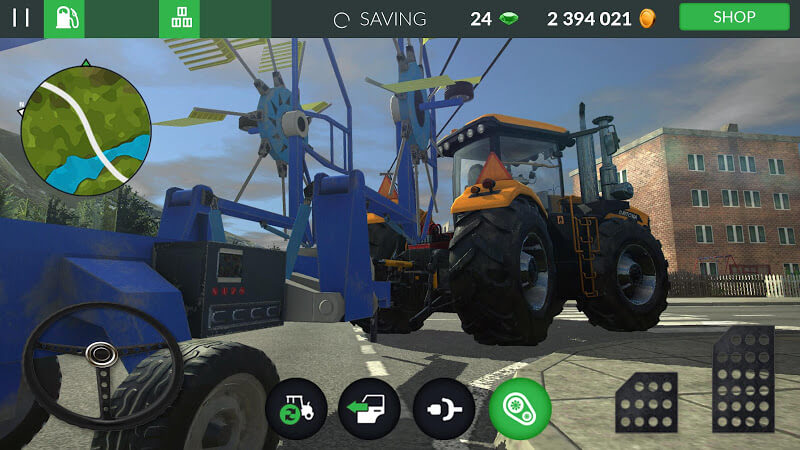 download farming pro 3 mod money