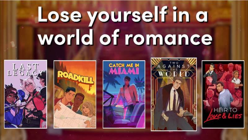 download fictif interactive romance mod apk