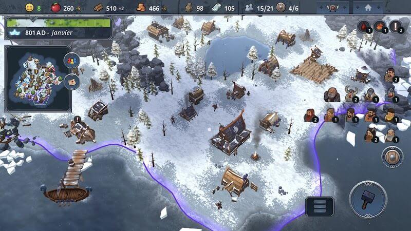 download northgard apk full