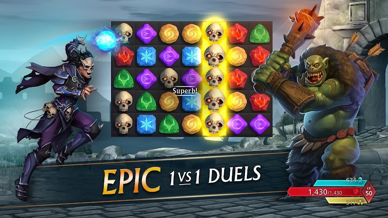 download puzzle quest 3 apk