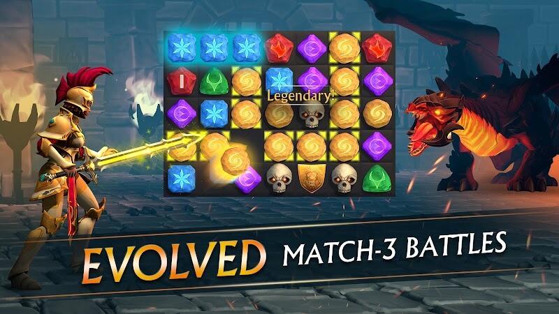 download puzzle quest 3 mod apk