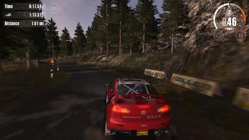 download rush rally 3 apk