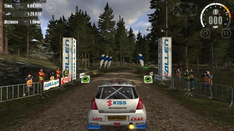 download rush rally 3 mod apk