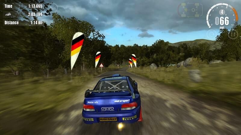 download rush rally 3 mod money