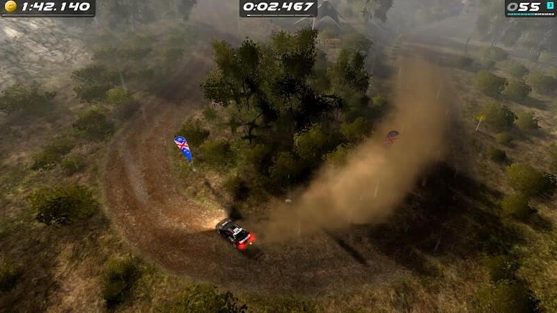 download rush rally origins apk