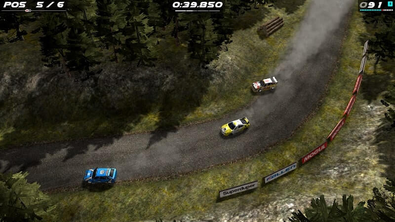 download rush rally origins mod apk