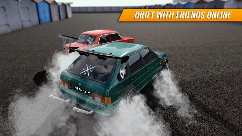 download russian car drift apk