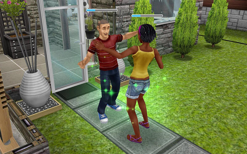 download the sims freeplay mod money