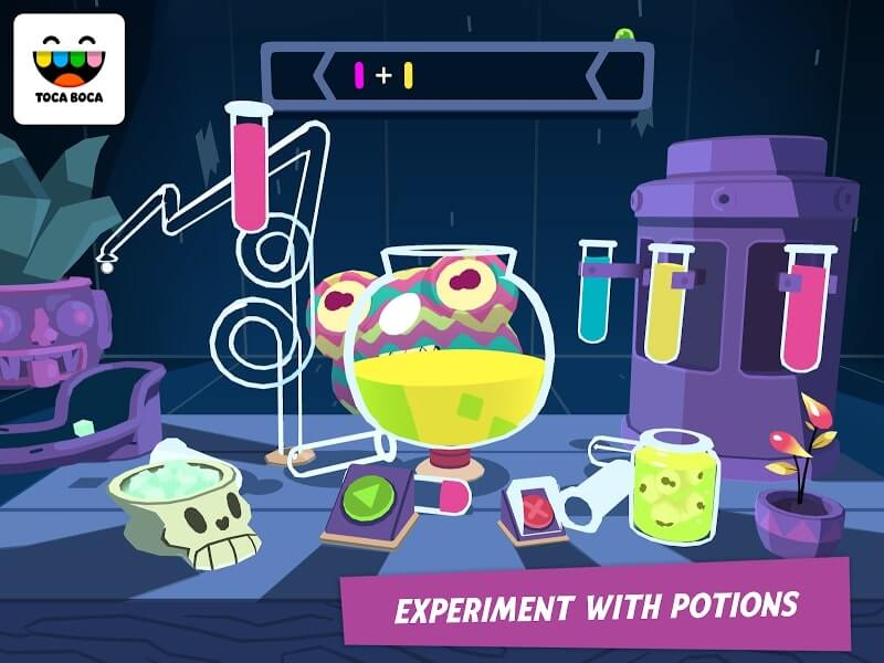 download toca mystery house apk