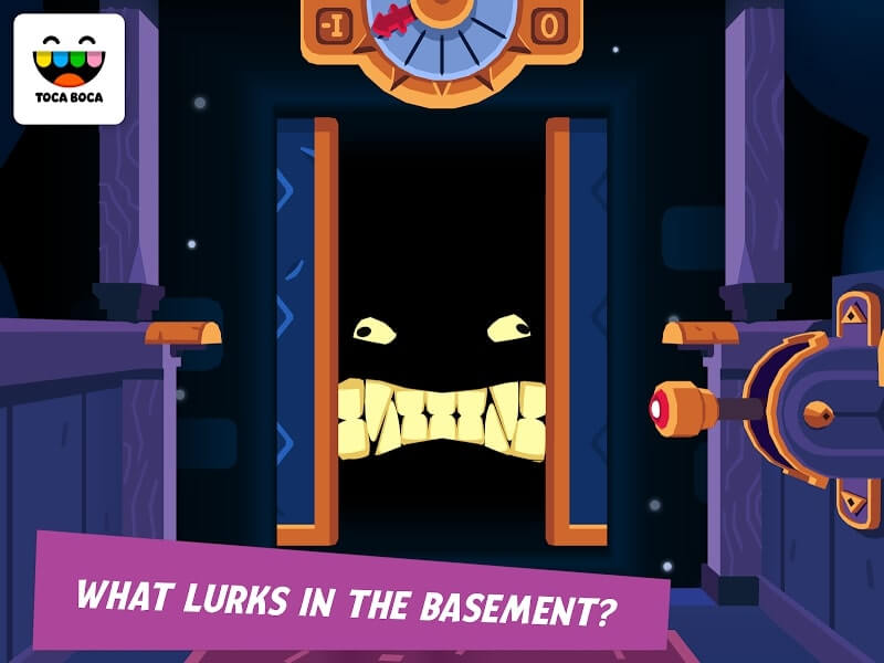 download toca mystery house mod money