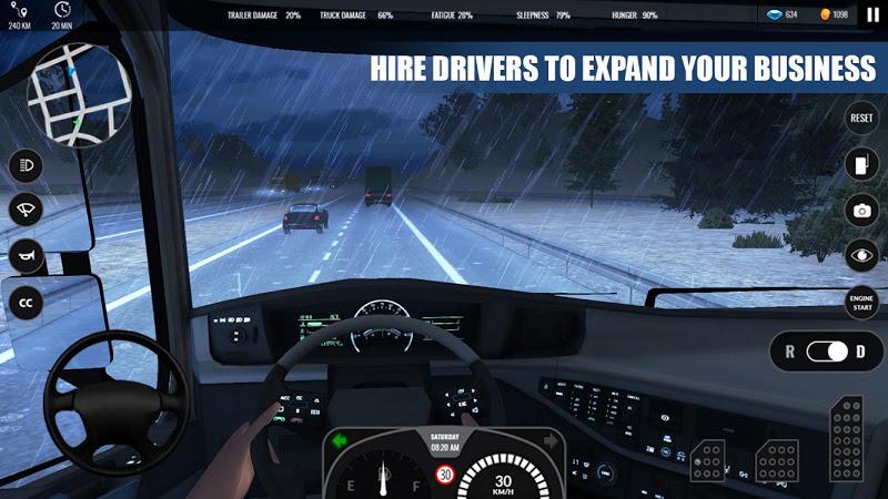 download truck simulator pro europe apk