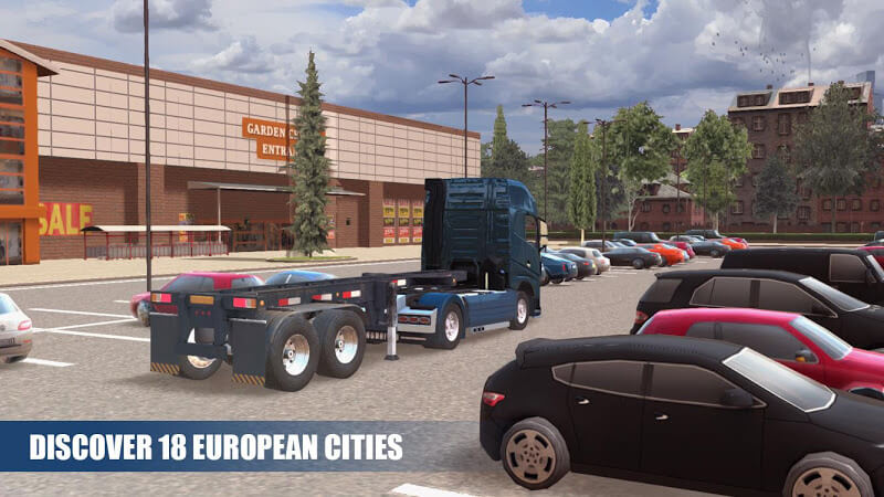 download truck simulator pro europe mod apk
