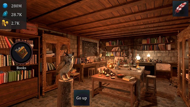 download wizards greenhouse idle mod money