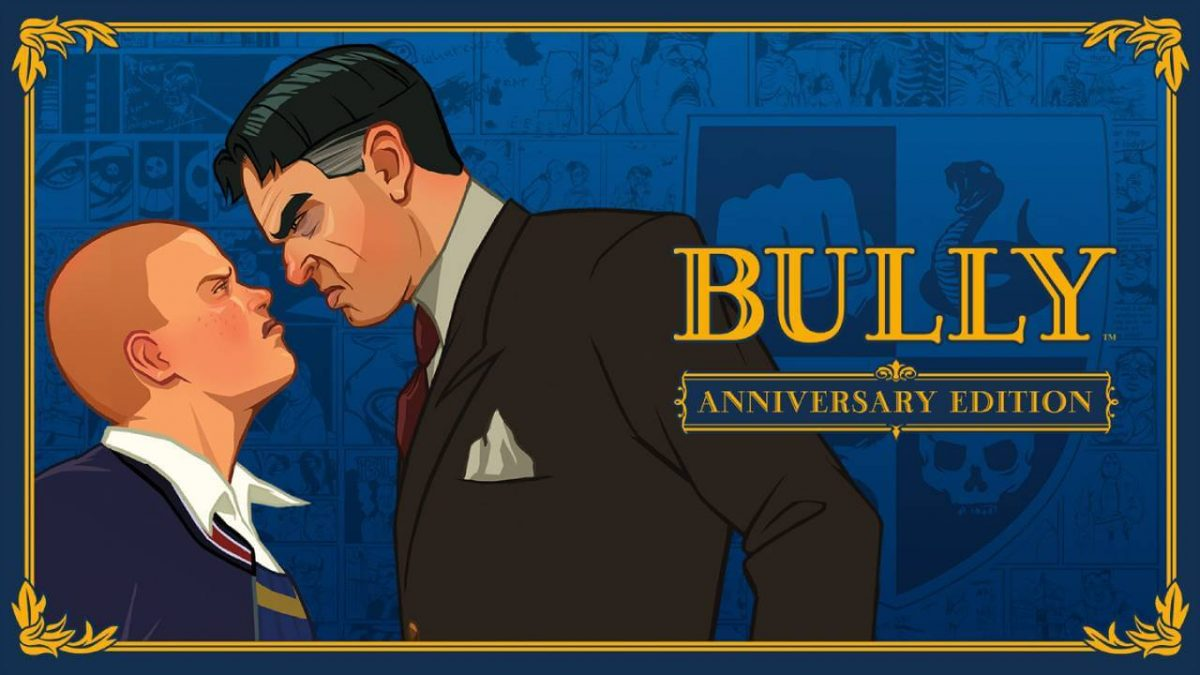 cover bully anniversary edition
