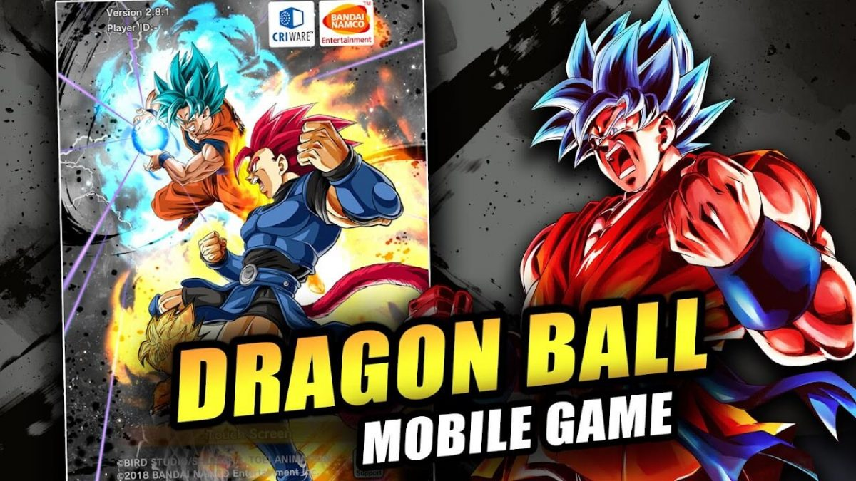 cover dragon ball legends