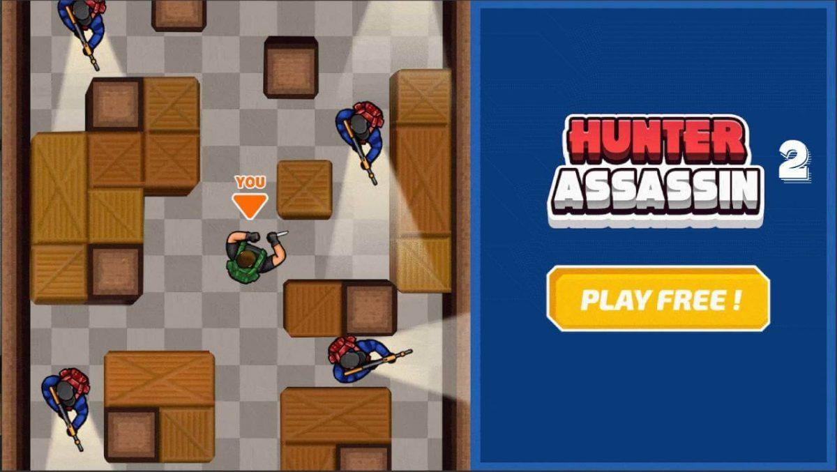 cover hunter assassin 2