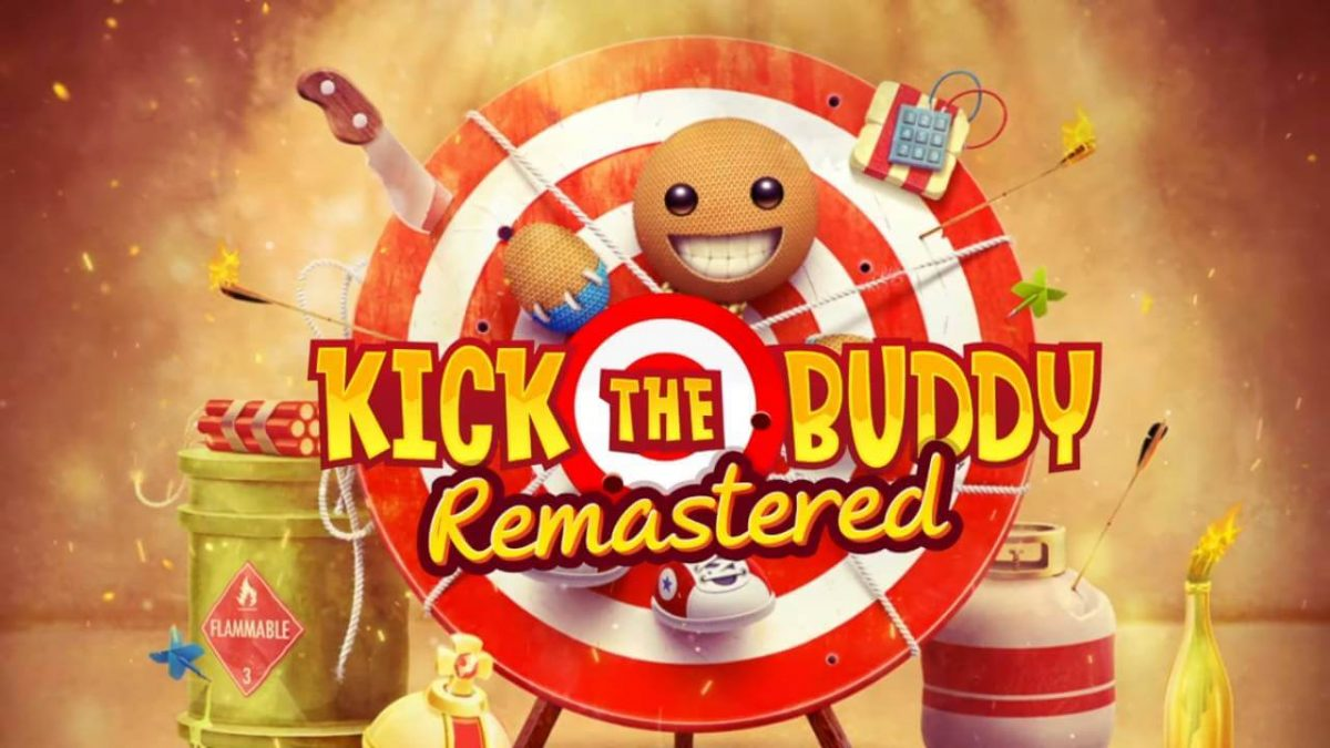 cover kick the buddy remastered