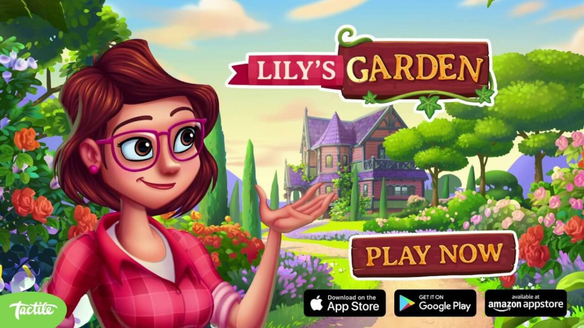 cover lilys garden
