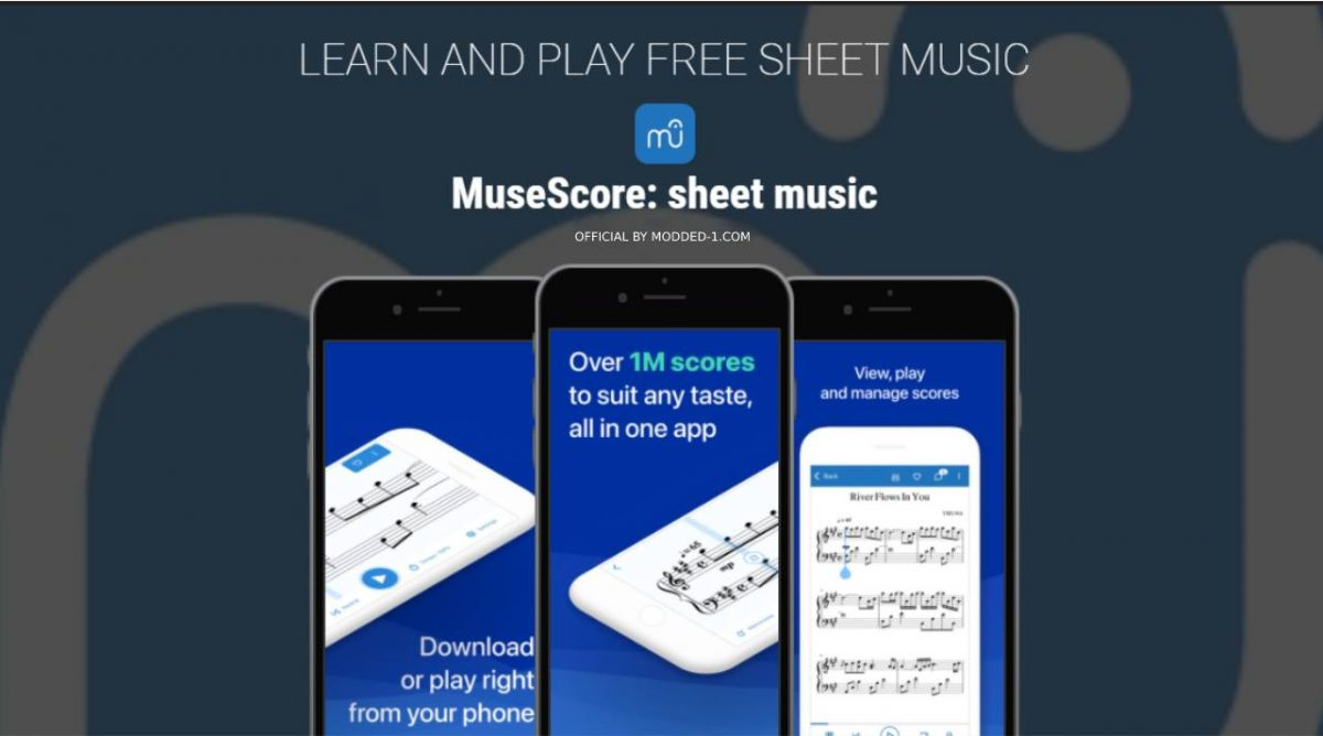 cover musescore