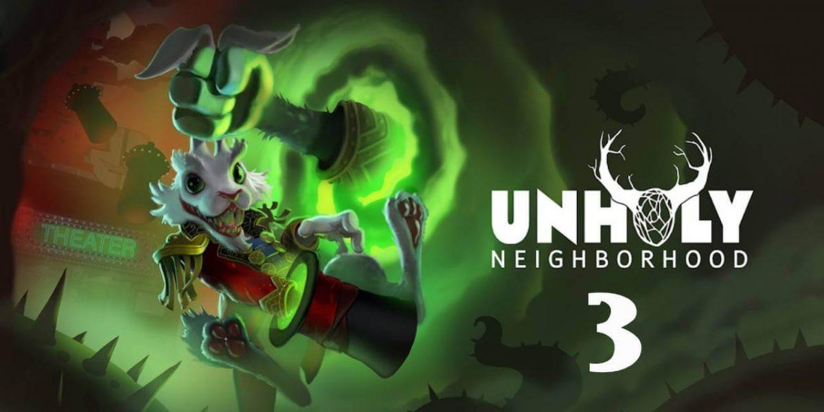 cover unholy adventure 3