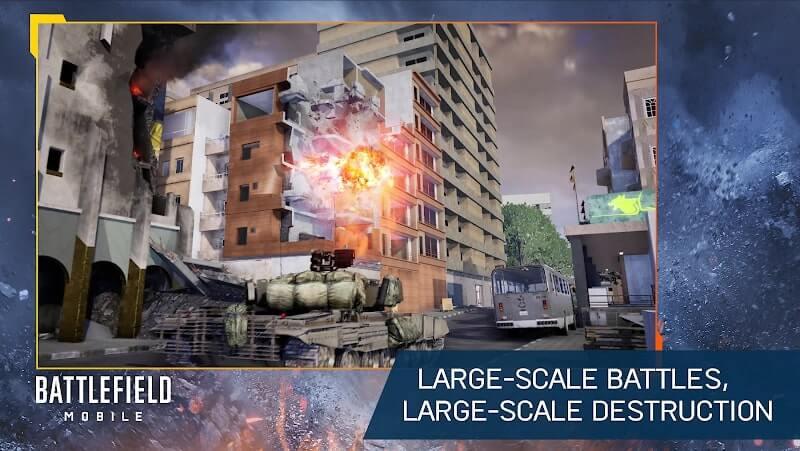 download battlefield mobile mod apk