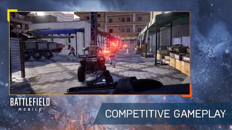 download battlefield mobile mod money