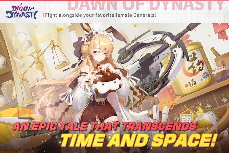 download dawn of dynasty mod apk