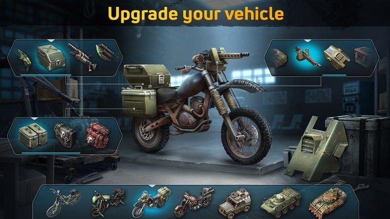 download dawn of zombies mod apk
