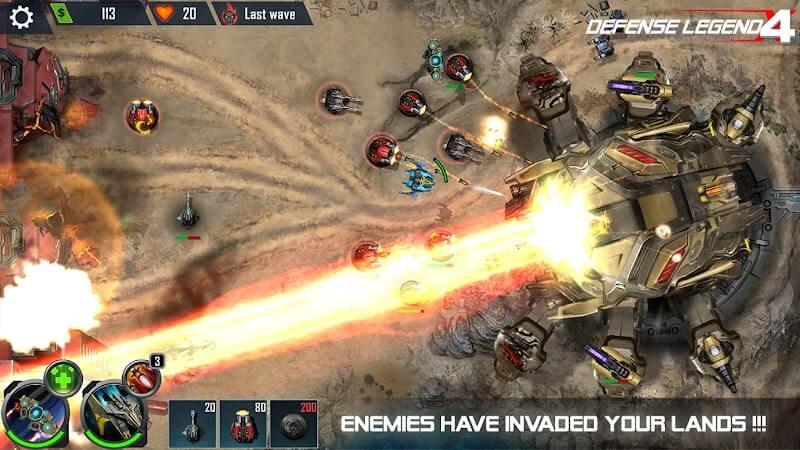 download defense legend 4 apk