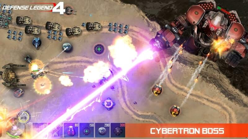 download defense legend 4 mod apk