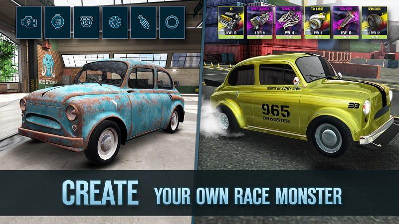 download drag battle 2 mod