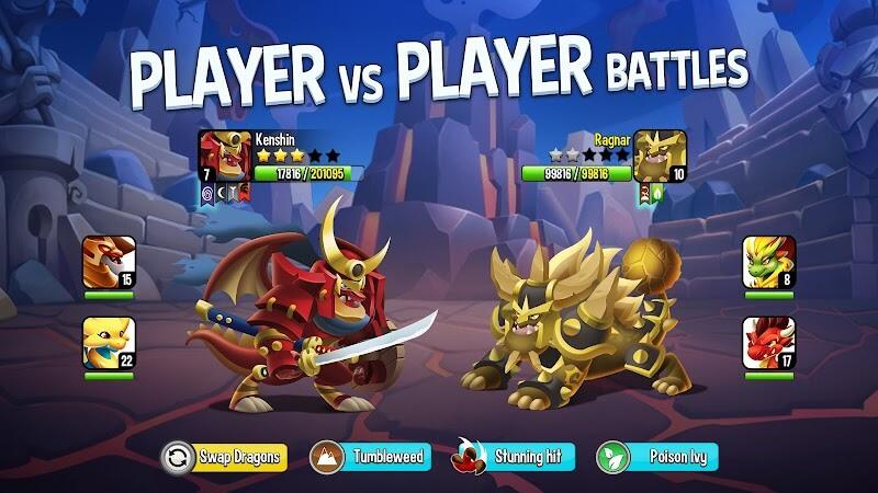 download dragon city mobile mod apk