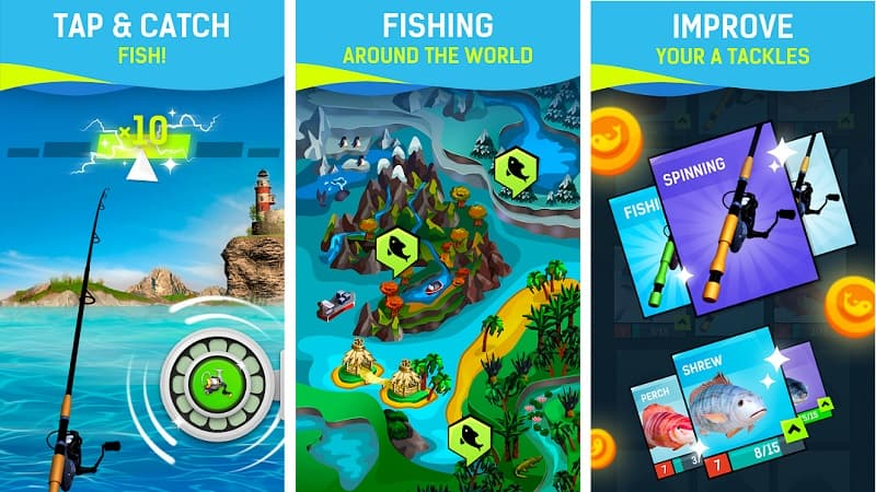 Grand Fishing Game
