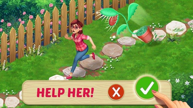 download lilys garden mod money