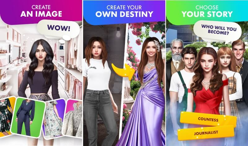 download love story game mod apk
