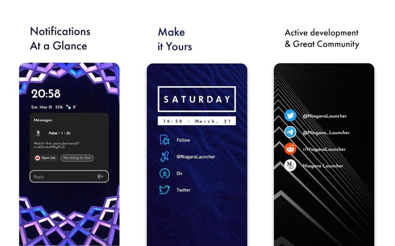 download niagara launcher mod apk