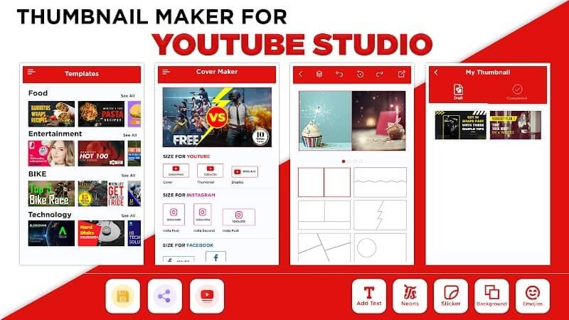 download thumbnail maker mod apk