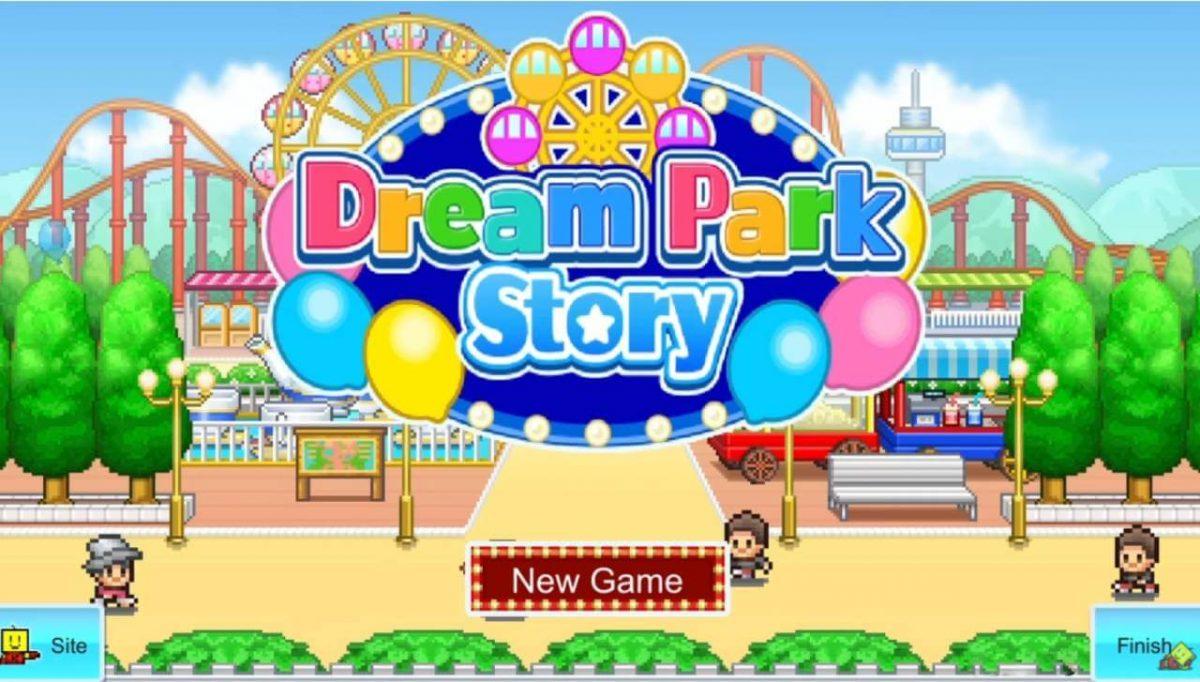 cover dream park story