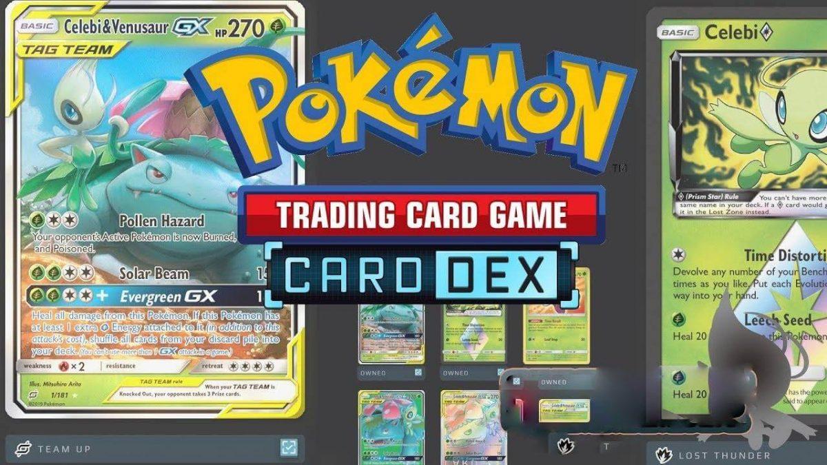 cover pokemon tcg card dex