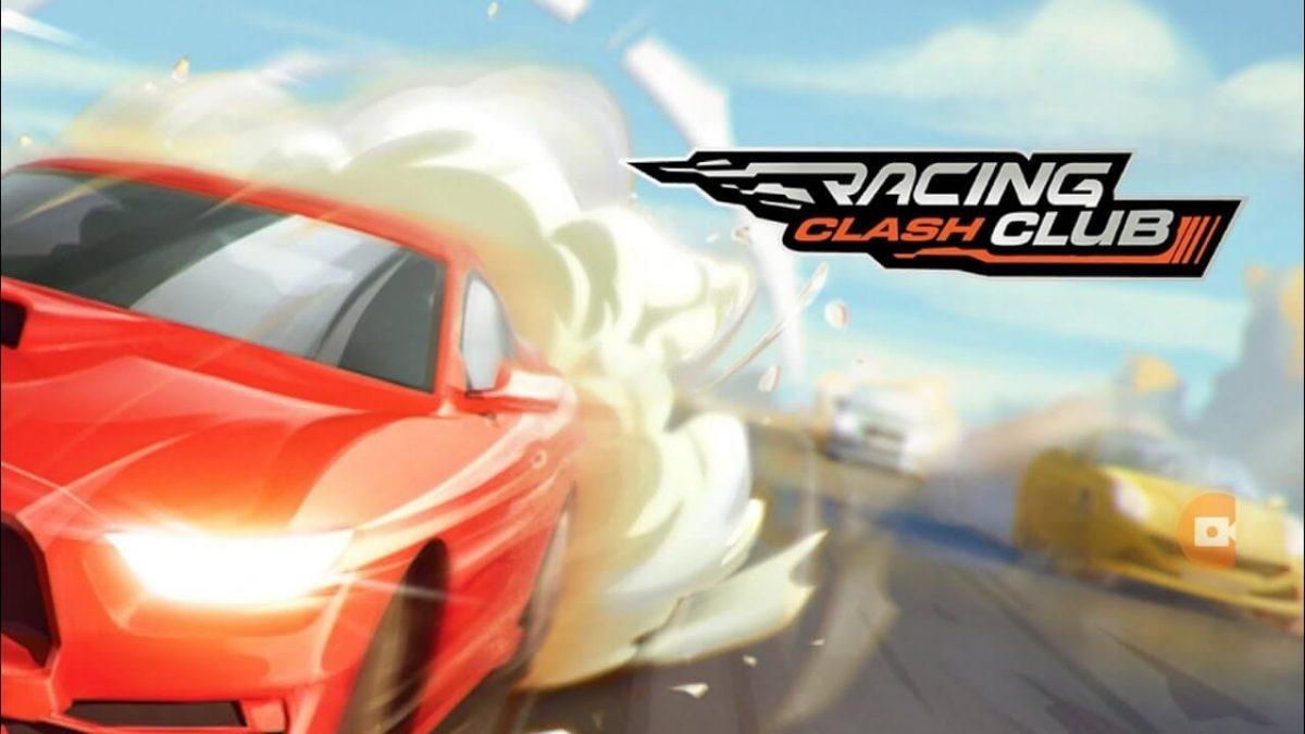 cover racing clash club