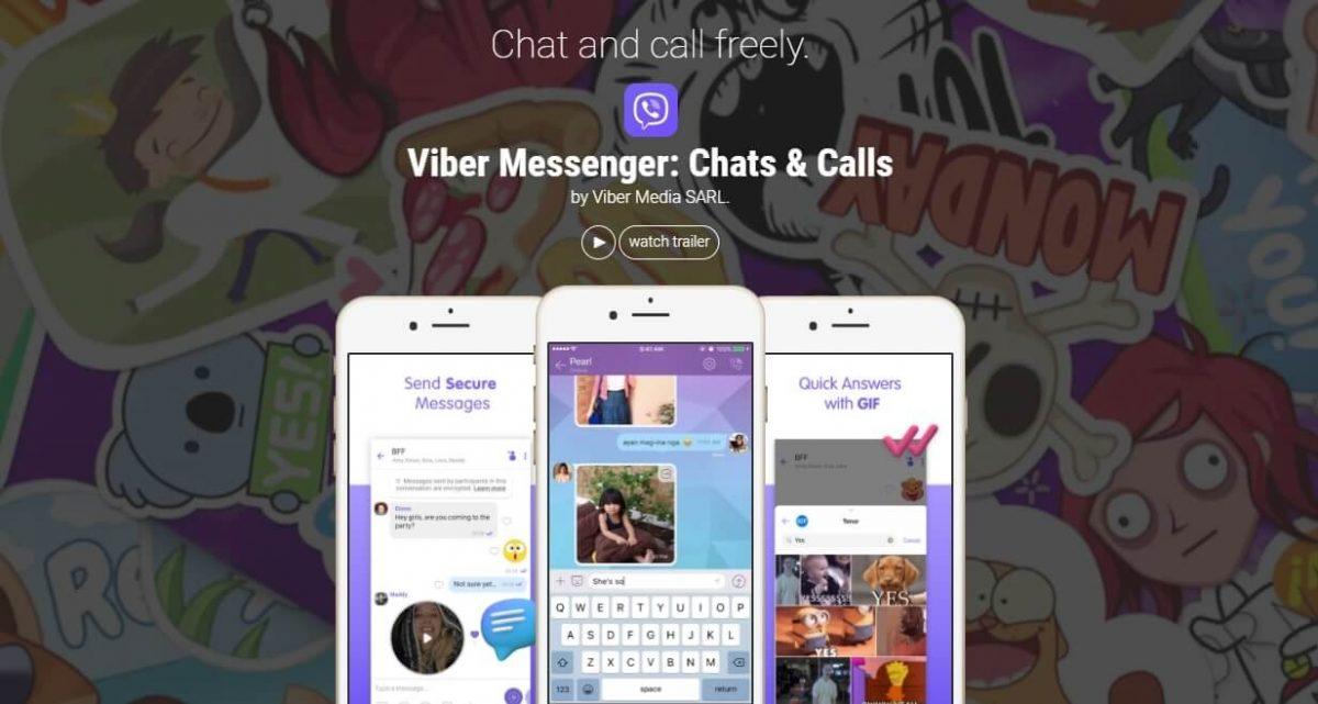 cover viber messenger