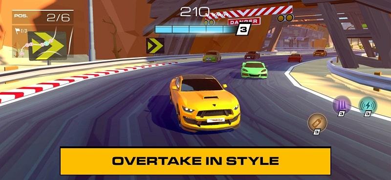 download racing clash club apk